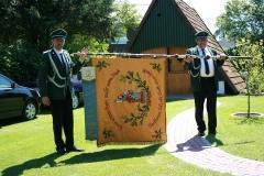 Fahne Schutzenverein 1912 Vorderseite
